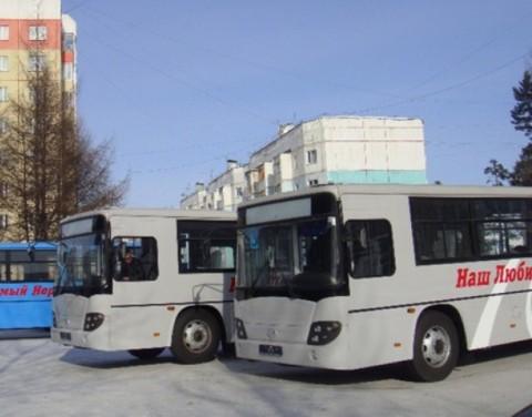 автобус Нерюнгри