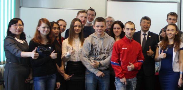 молодые предприниматели в Нерюнгри